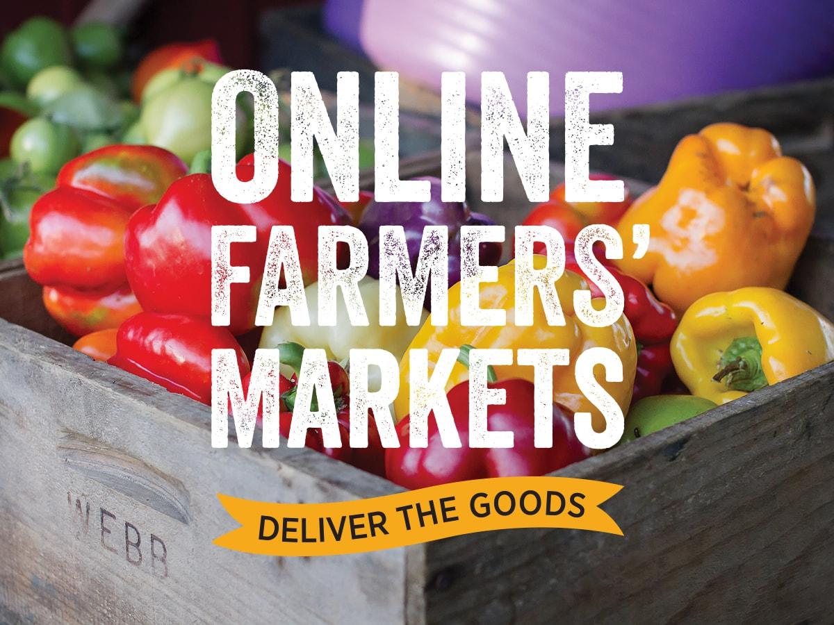 Online Farmers Markets Maine